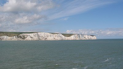 White Cliffs of Dover (UK)