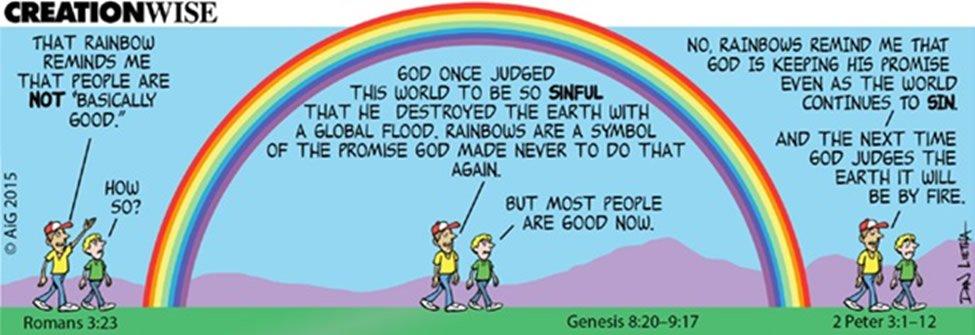 Rainbow Reminds Me