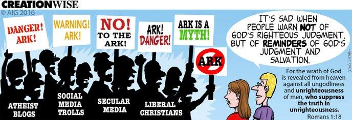 Ark Danger