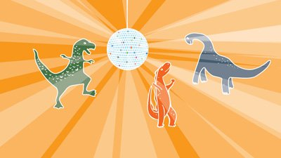 Do Fossilized Theropod Scrapes Reveal Dinosaurs Danced for Mates?