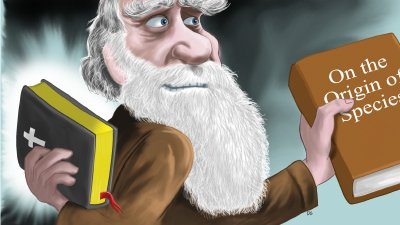 "Darwin—Unwittingly a ""Creationist"""
