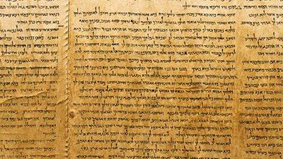 Dead Sea Scrolls—Timeless Treasures from Qumran
