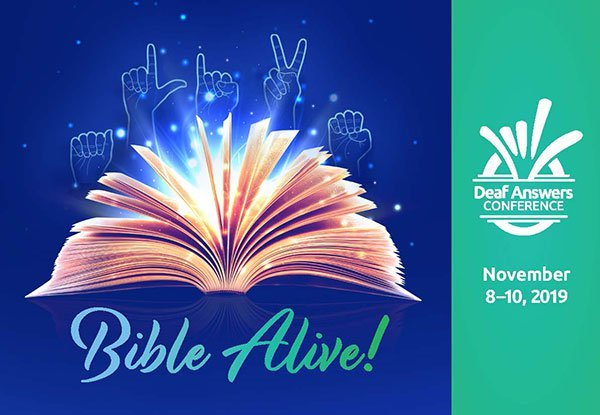 First-Ever Deaf Answers Conference at Ark Encounter Features Equipping Workshops
