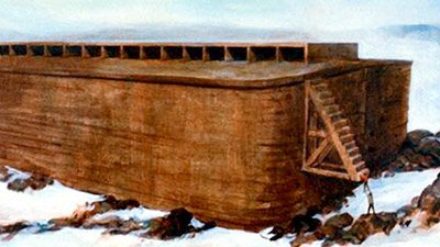 Depicting the Ark—A Sign of the Times?