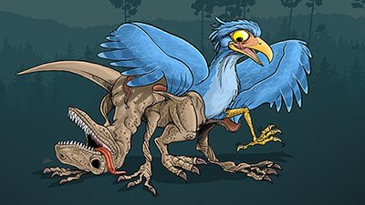 What If Dinosaurs Really Had Feathers?