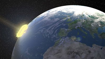 Did Meteors Trigger Noah's Flood?