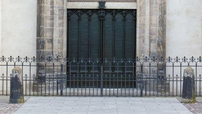 From Noah to Martin Luther: Doors of Reformation