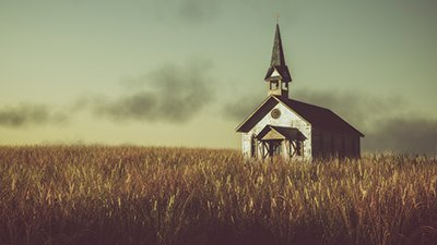 """Chicken Little"" and the Dying Church"