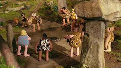 New Animated Film Early Man Indoctrinates with Evolution