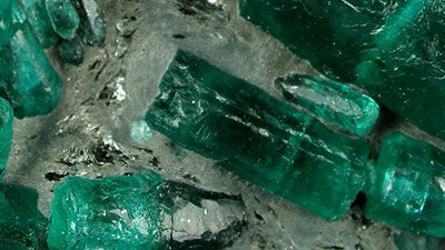 Emeralds—Treasures from Catastrophe