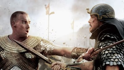 Movie Review of Exodus:  Gods and Kings