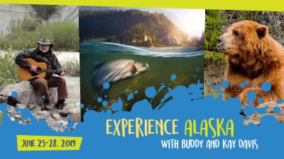 Explore Alaska with Buddy and Kay Davis
