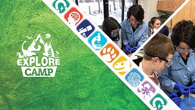 "Learn ""Loads of Science"" at Explore Science 5-Day Summer Camp"