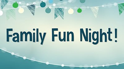 Join us for Family Fun Night at the Creation Museum