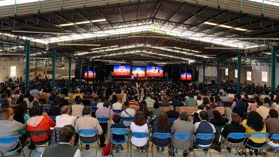 Primera Mega Conferencia en América Latina