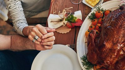 Thanksgiving in Times of Uncertainty