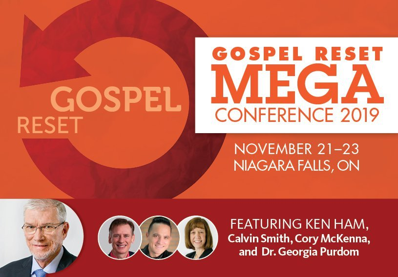 Join Me at Niagara Falls for Our Gospel Reset Conference, November 21–23, 2019