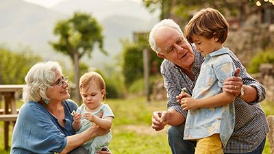 Learn How to Be a More Intentional Grandparent
