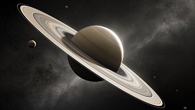 How Old are Saturn's Rings?