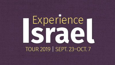 Tour Israel with AiG's Dr. Georgia Purdom