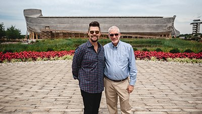 Last Opportunity to Get Tickets to See Jason Crabb at the Ark Encounter