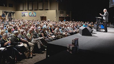 Successful 2018 Answers for Pastors Conference