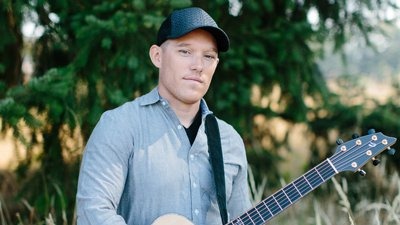 Jon Micah Sumrall of Kutless Is Performing at the Ark Encounter for College Expo