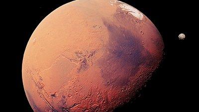 Life on Mars at Last?