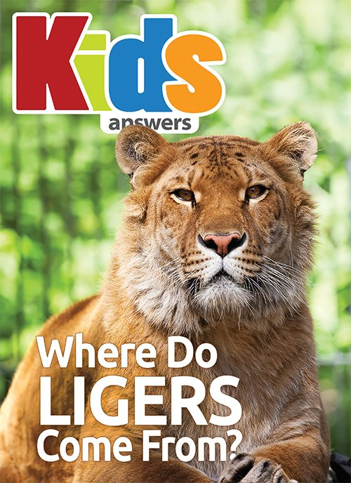 Where Do Ligers Come From?