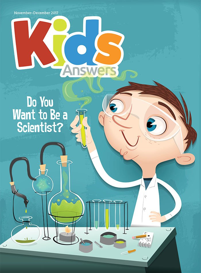 Do You Want to Be a Scientist?