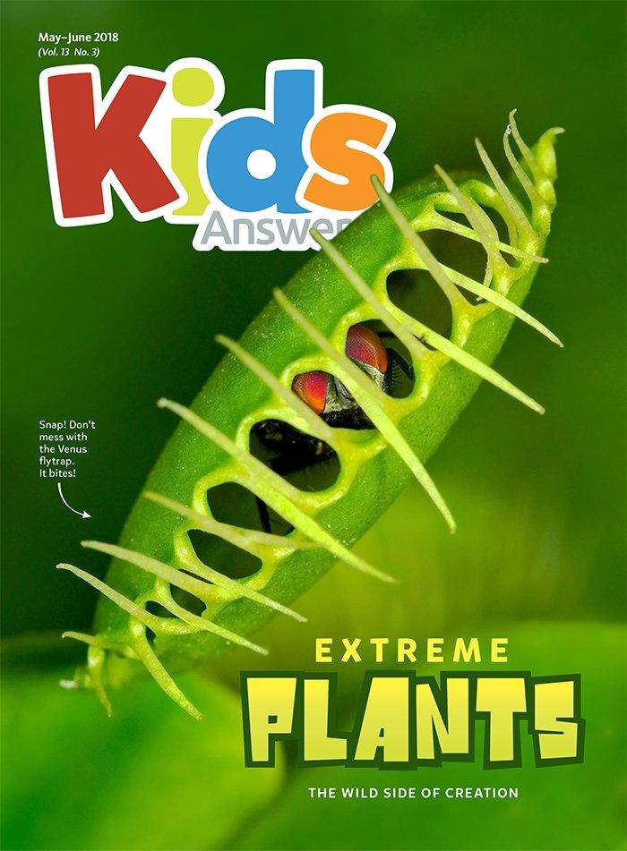 Extreme Plants