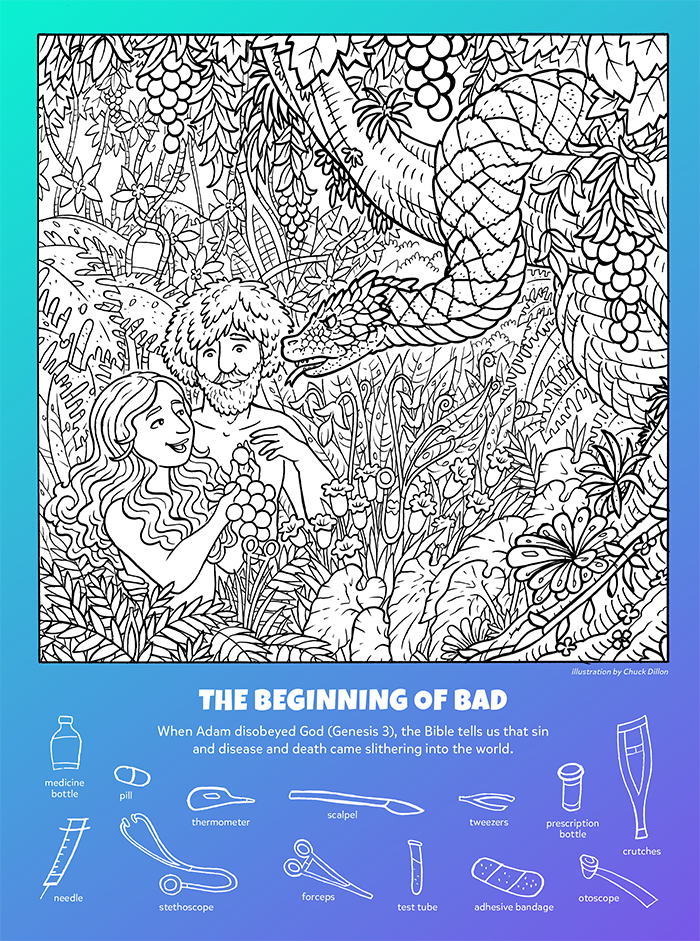 The Beginning of Bad: Find the Hidden Objects