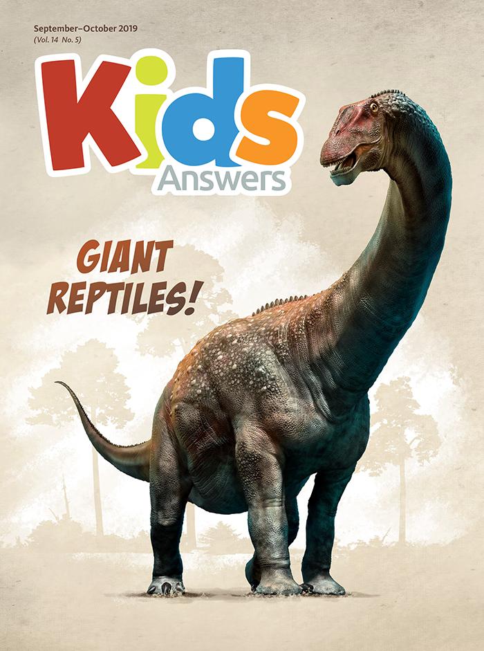 Giant Reptiles!