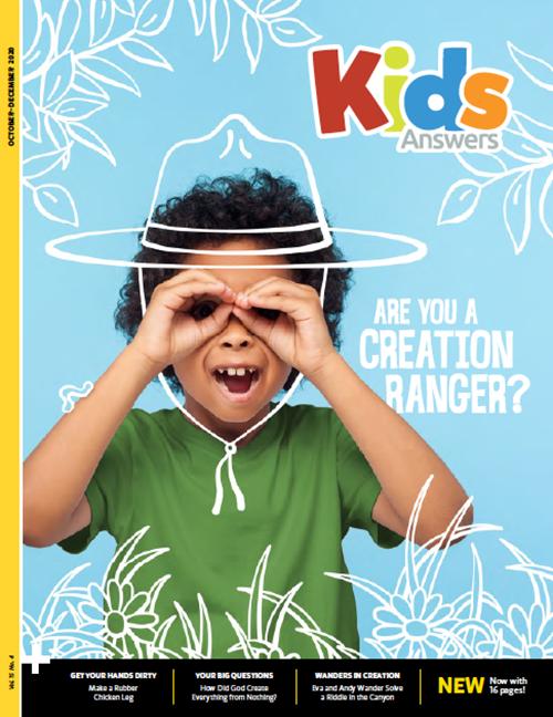 Are You a Creation Ranger?