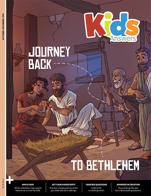 Journey Back to Bethlehem