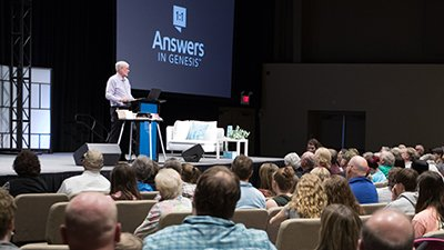 Join Ken Ham Down Under for Three Teaching Events in March