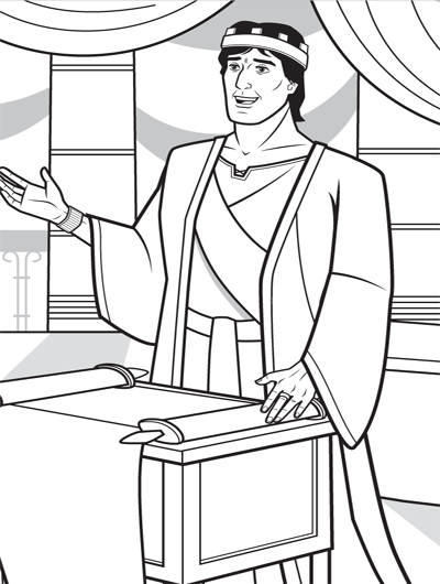 do right coloring pages - photo#6
