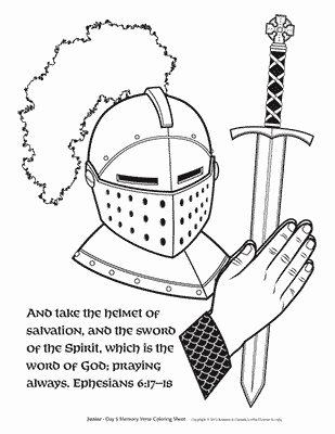 Sword Coloring