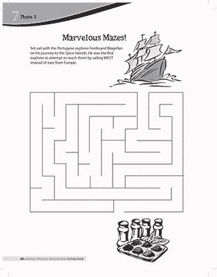 Magellan Maze