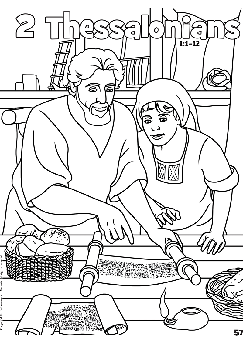 Lamentations Of The Bible Coloring Pages For Books