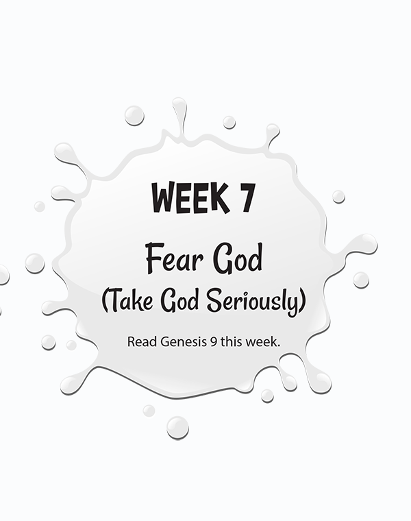 Fear God (Take God Seriously)