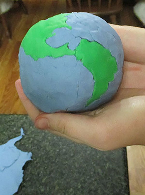 Build a Model of the Earth