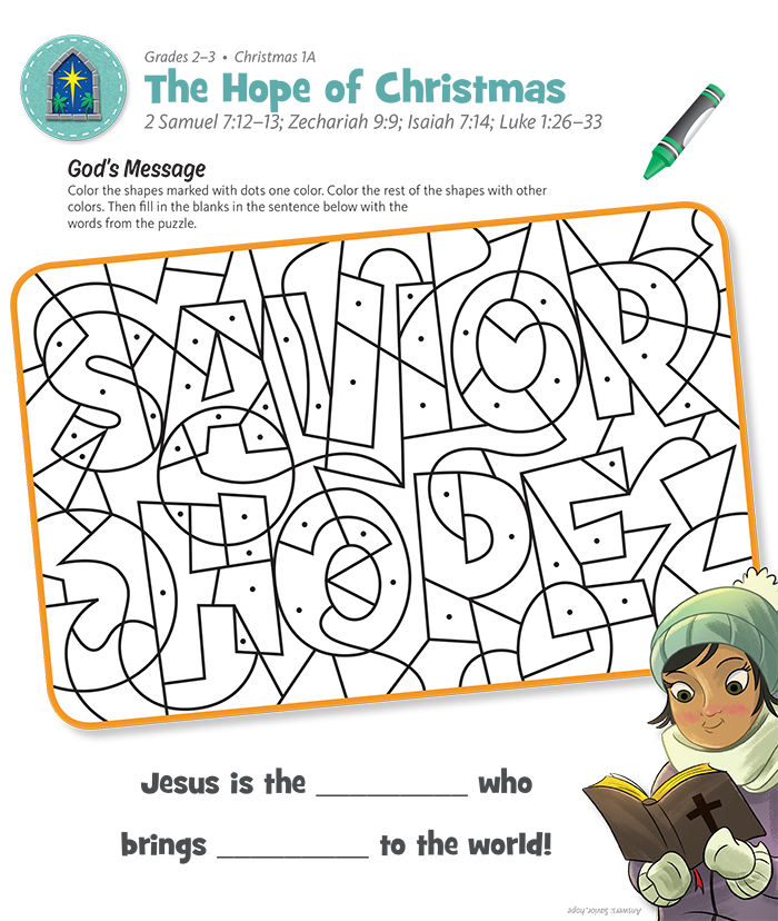 Hope of Christmas: God's Message