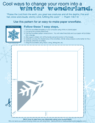 KA v2n1 snowflake craft