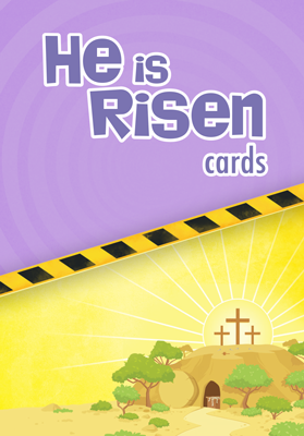 He Is Risen Cards