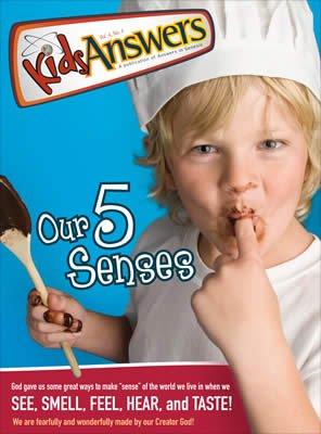 Our 5 Senses