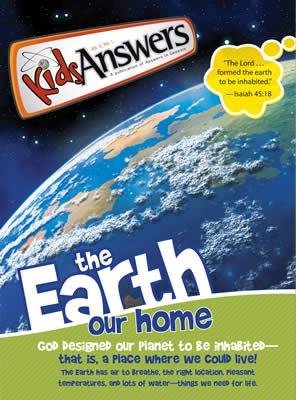 The Earth, Our Home