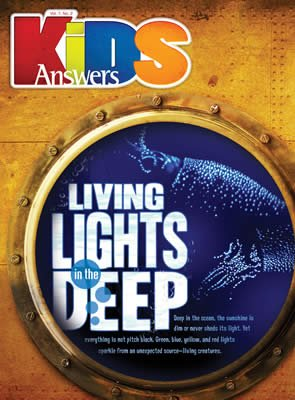 Living Lights in the Deep