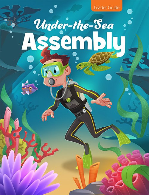 Ocean Commotion Assembly Guide (Excerpt)