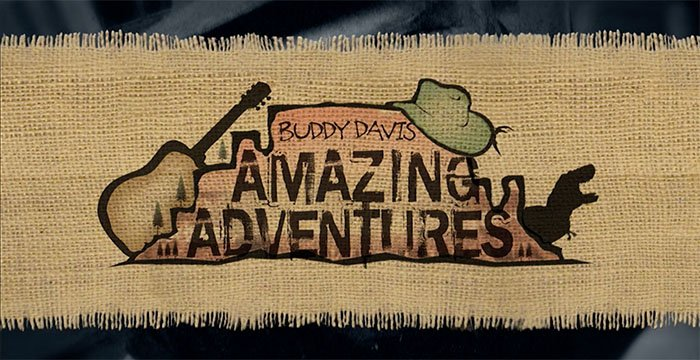 Buddy Davis' Amazing Adventures: Alaska